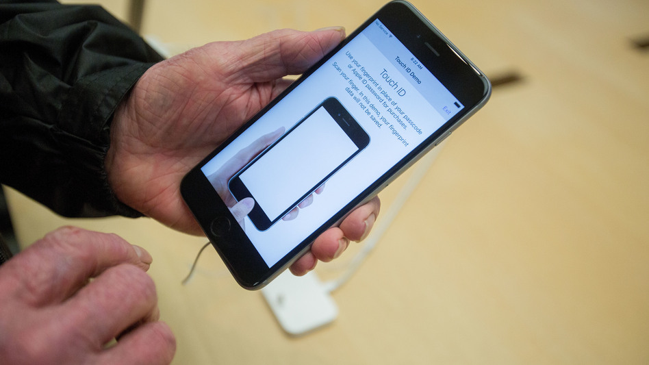 Apple says that it slows the processors in some of its older phones, such as its iPhone 6s Plus, to match their aging, less powerful batteries. (Cole Bennetts/Getty Images)