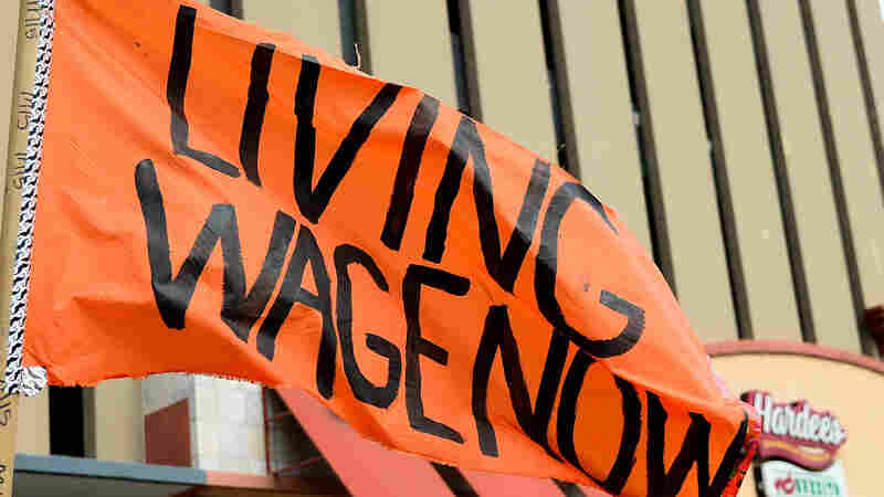 On New Year's Day, Many Low-Wage Workers Will Celebrate With A Raise