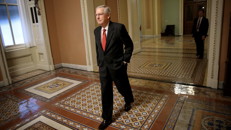 McConnell mocks Steve Bannon's 'political genius' in Roy Moore Senate loss