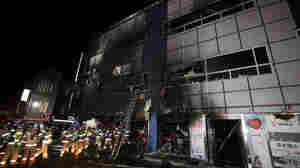 Fire In South Korean Commercial Building Kills At Least 29
