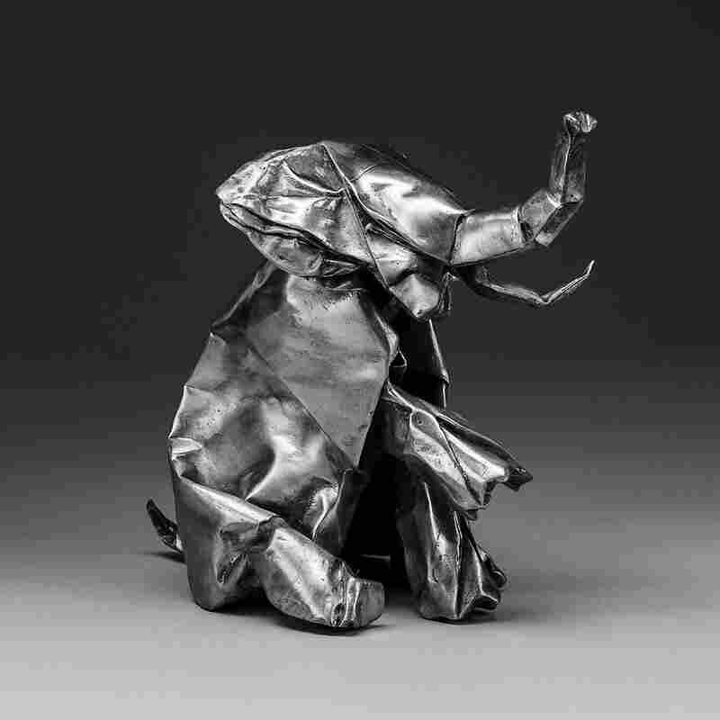 Jlin, Black Origami.