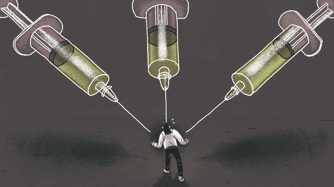 A fear of needles may keep some people away from receiving important vaccines.