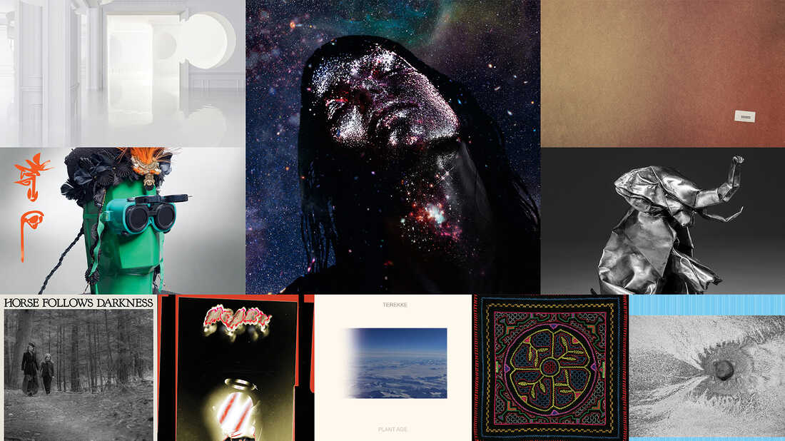 Our Favorite Dance And Electronic Albums Of 2017