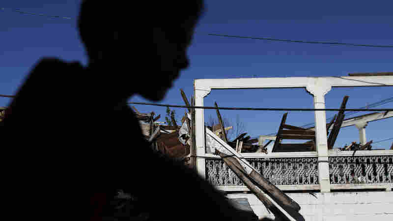 Puerto Rican Island 'Still In Crisis Mode' 3 Months After Maria