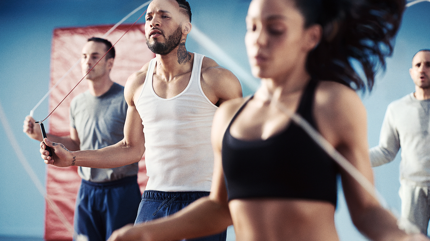 High Intensity Interval Training And Group Classes Top