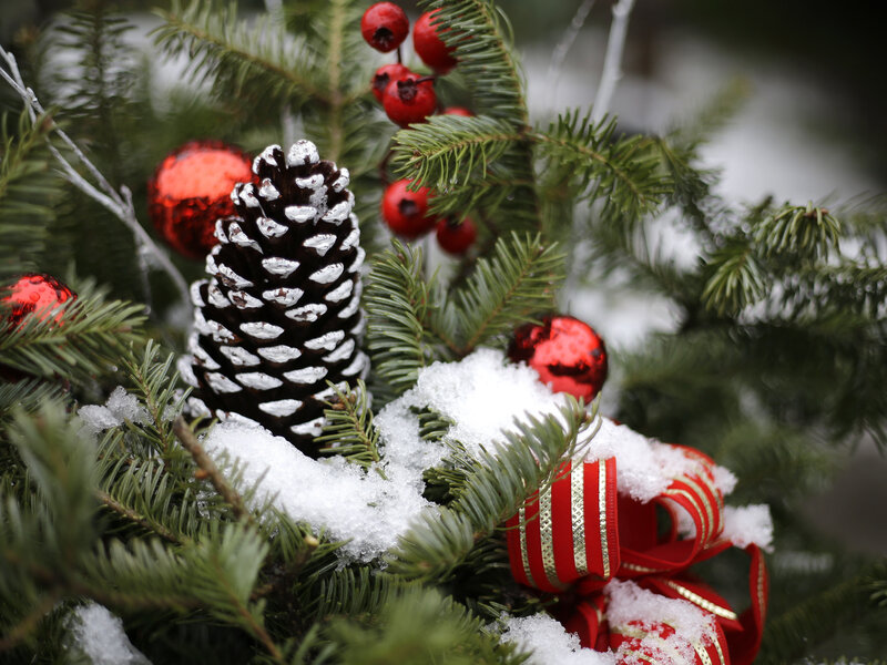 White Christmas Forecast.White Christmas Forecast For Some From Wyoming Through Maine