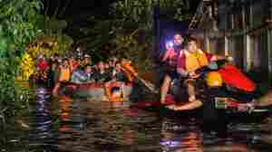 At Least 120 Dead, 160 Missing After Tropical Storm Hits Philippines
