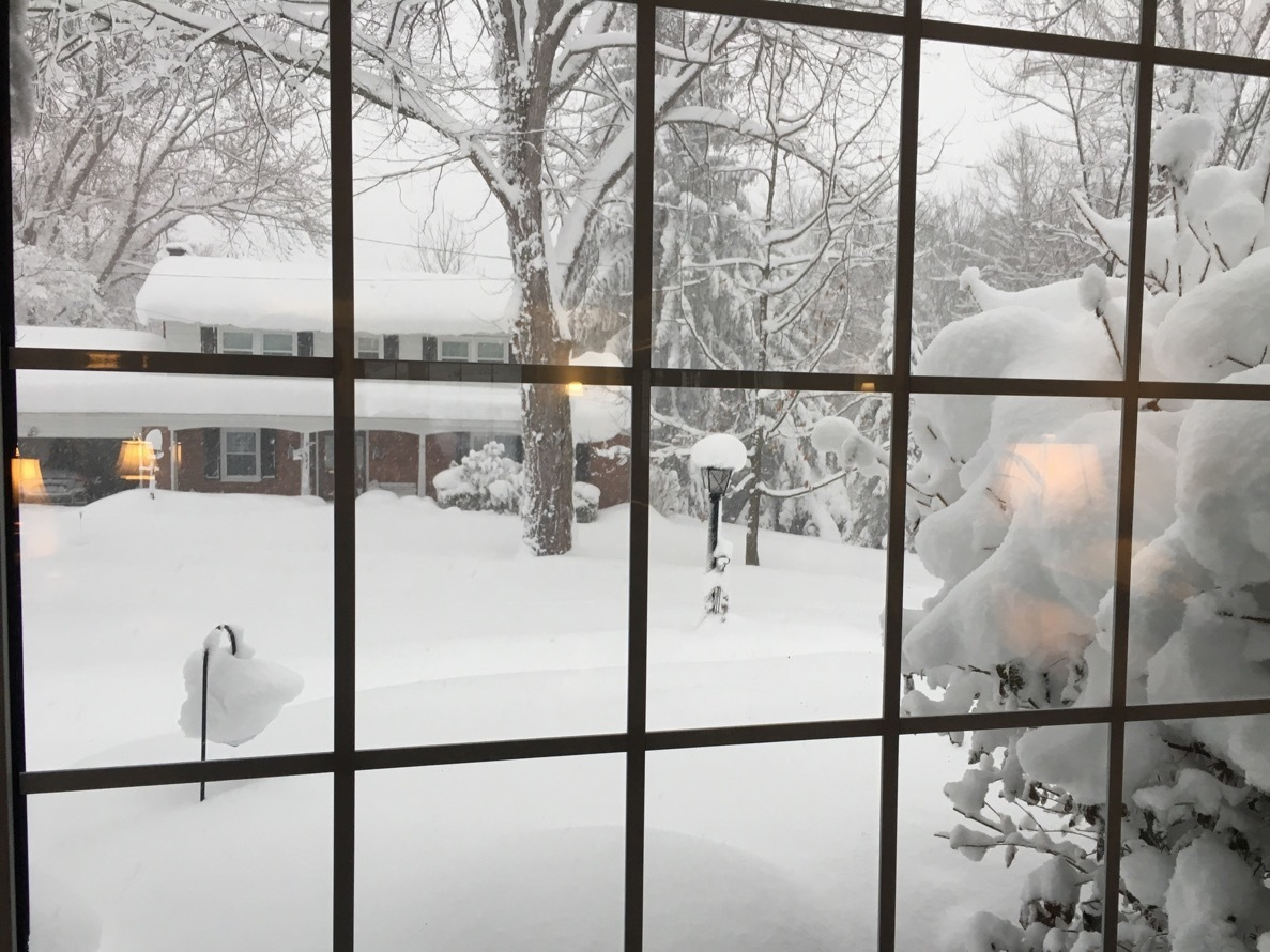 more than 4 feet of snow fell on erie pa over a 30 - Christmas In The Country Erie Pa