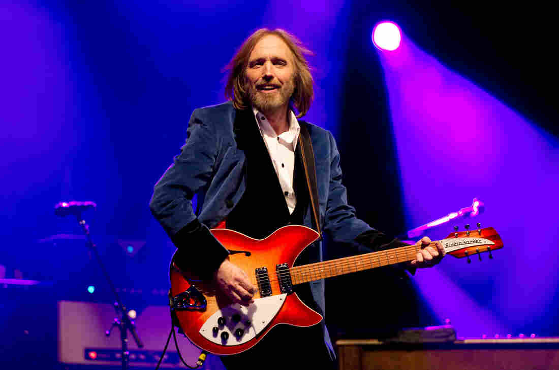 Tom Petty performs during The Isle of Wight Festival at Seaclose Park on June 22, 2012 in Newport, Isle of Wight, England.