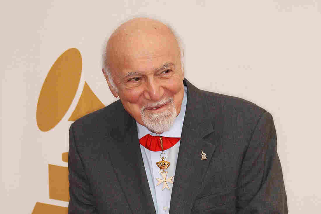 Producer George Avakian attends The Recording Academy's Special Merit Awards Ceremony on Feb. 7, 2009 in Los Angeles.
