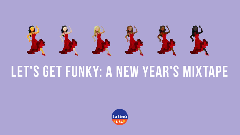 Latino USA continues the tradition of ringing in the new year with the stories behind some of our favorite music.
