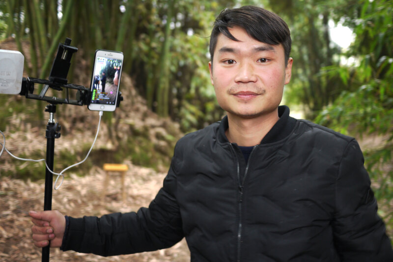 Livestreaming Country Life Is Turning Some Chinese Farmers