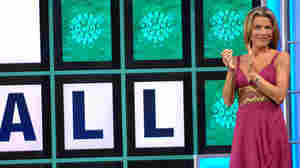 Want To Buy A Vowel? Vanna White Looks Back On 35 Years At The 'Wheel'