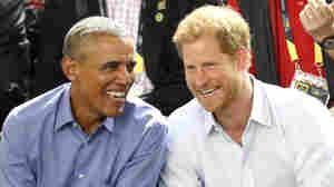 When Harry Met Barack: Obama Tells Prince About Life After White House