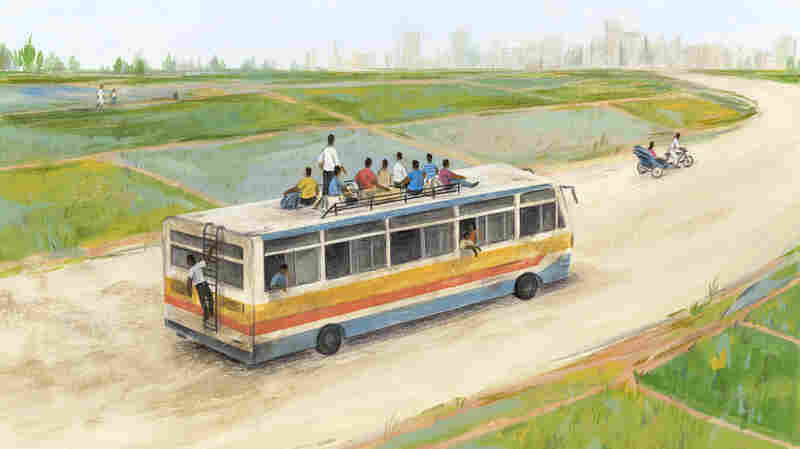 Want To Help Someone In A Poor Village? Give Them A Bus Ticket Out