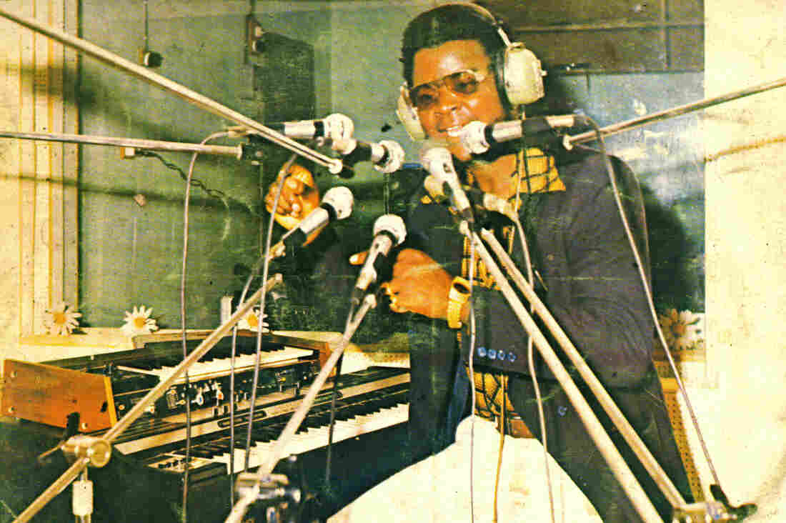 William Onyeabor in an undated photo.