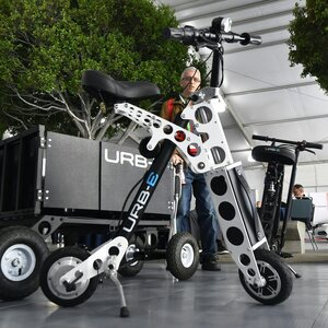 New Wave Of Electric 2-Wheelers Hits U.S. City Streets