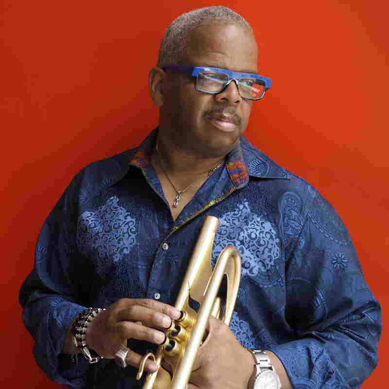 Terence Blanchard is the guest on this week's Piano Jazz