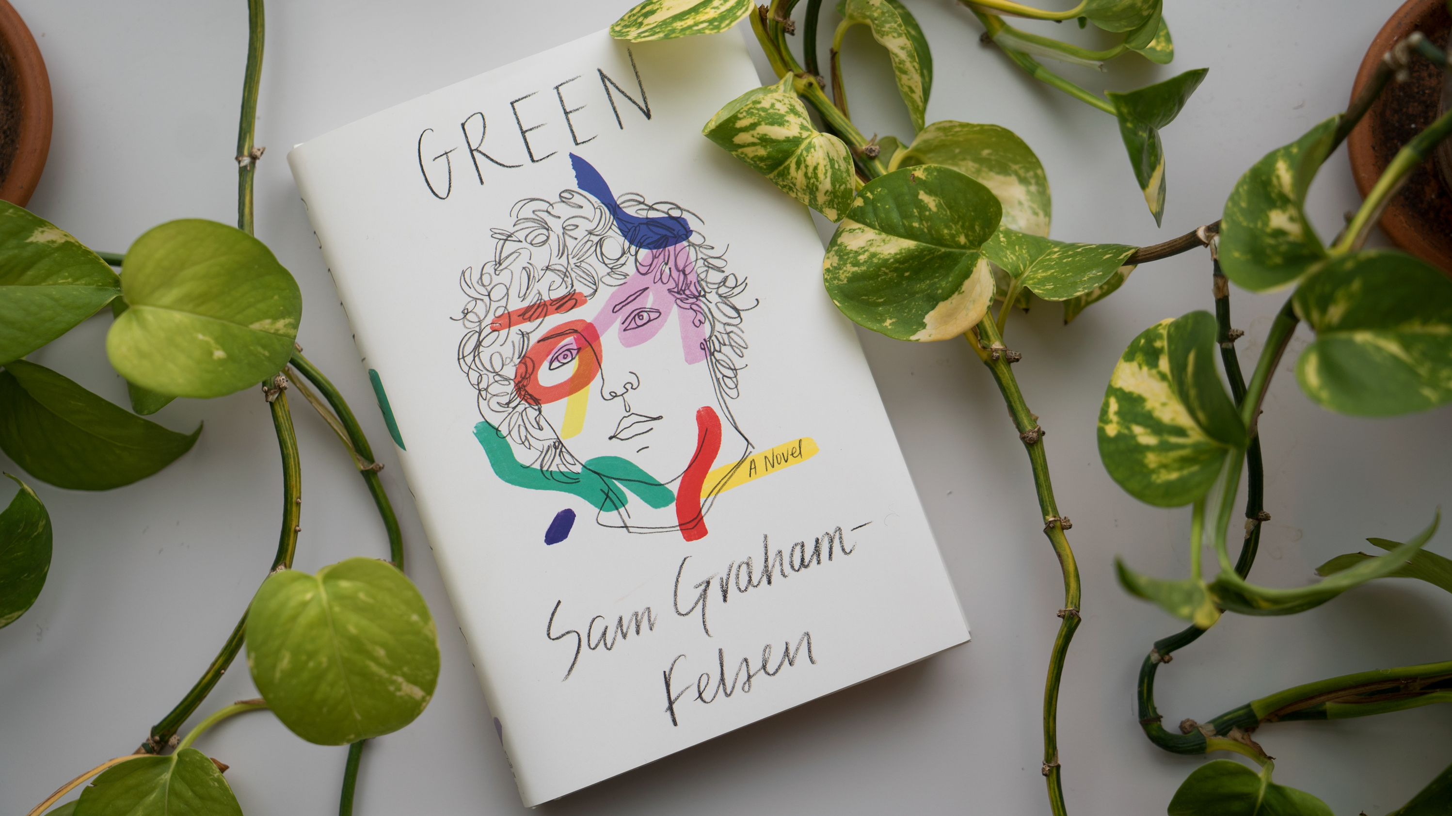 'Green,' By Sam Graham Felsen