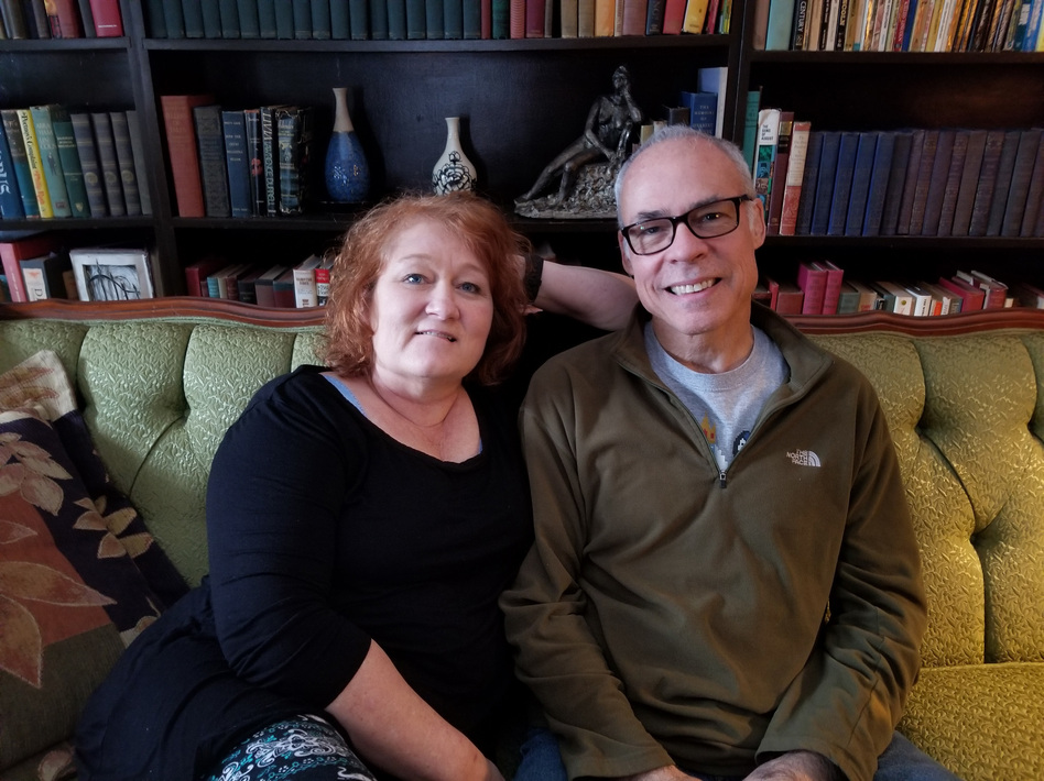 Bella and Will Doolittle started a podcast to tell their story about Bella's struggle with early-onset Alzheimer's.