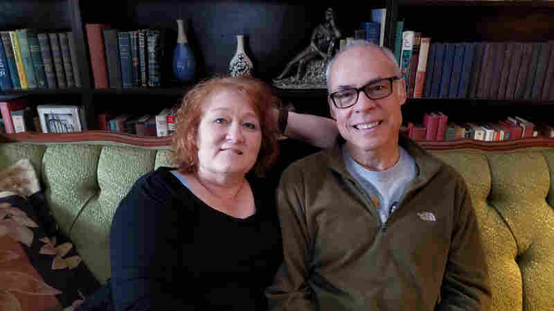 To Help Others, One Couple Talks About Life With Early-Onset Alzheimer's