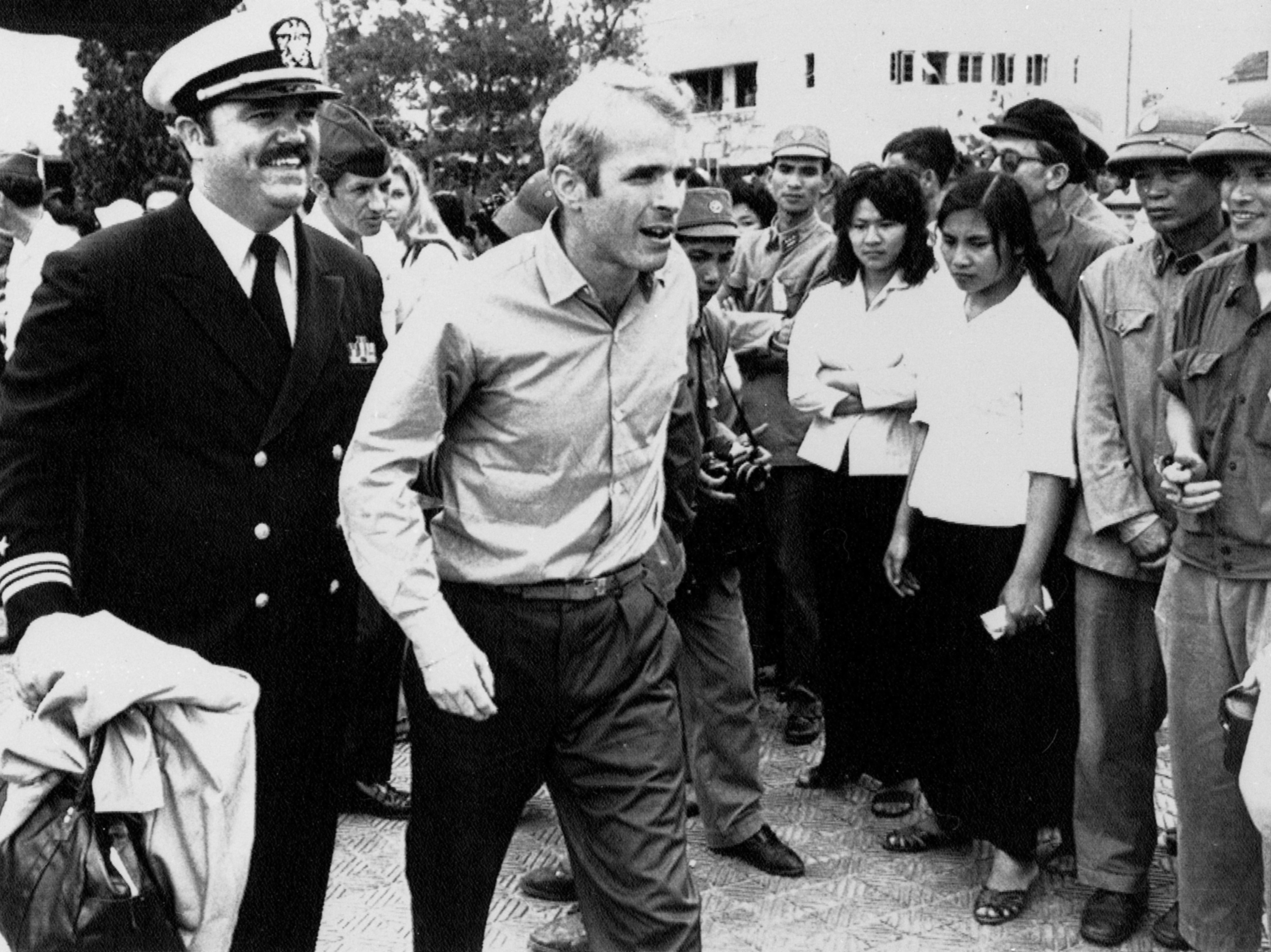 From A POW Prison, John McCain Emerged A 'Maverick' | NCPR News