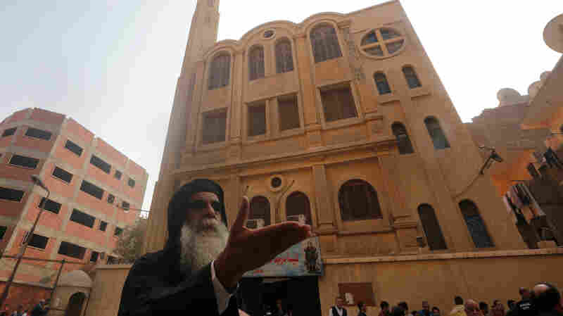 Gunman Attacks Coptic Church In Egypt, Killing At Least 9