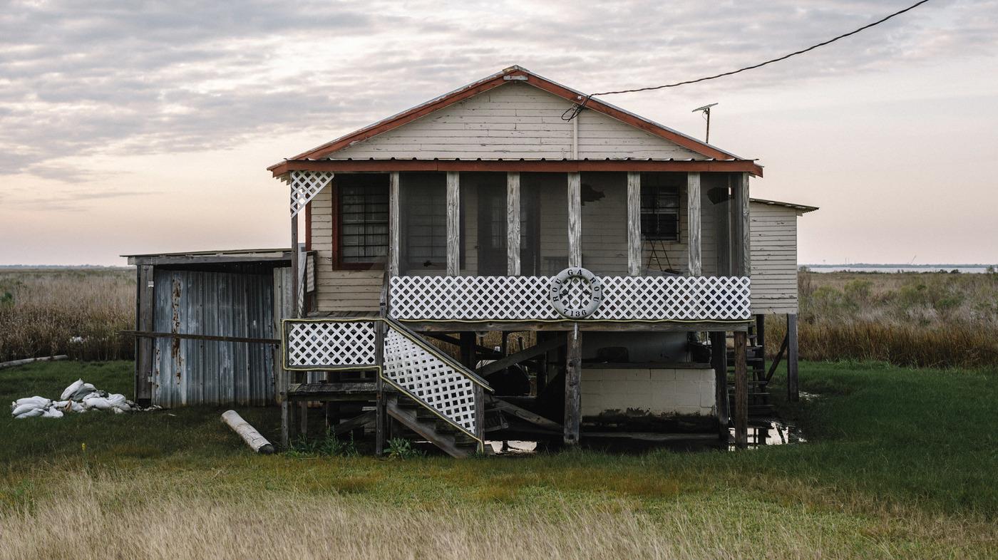 Louisiana Coastal Flooding: State Says Thousands Should Move ... on louisiana inspired homes, louisiana wetlands homes, louisiana small homes,