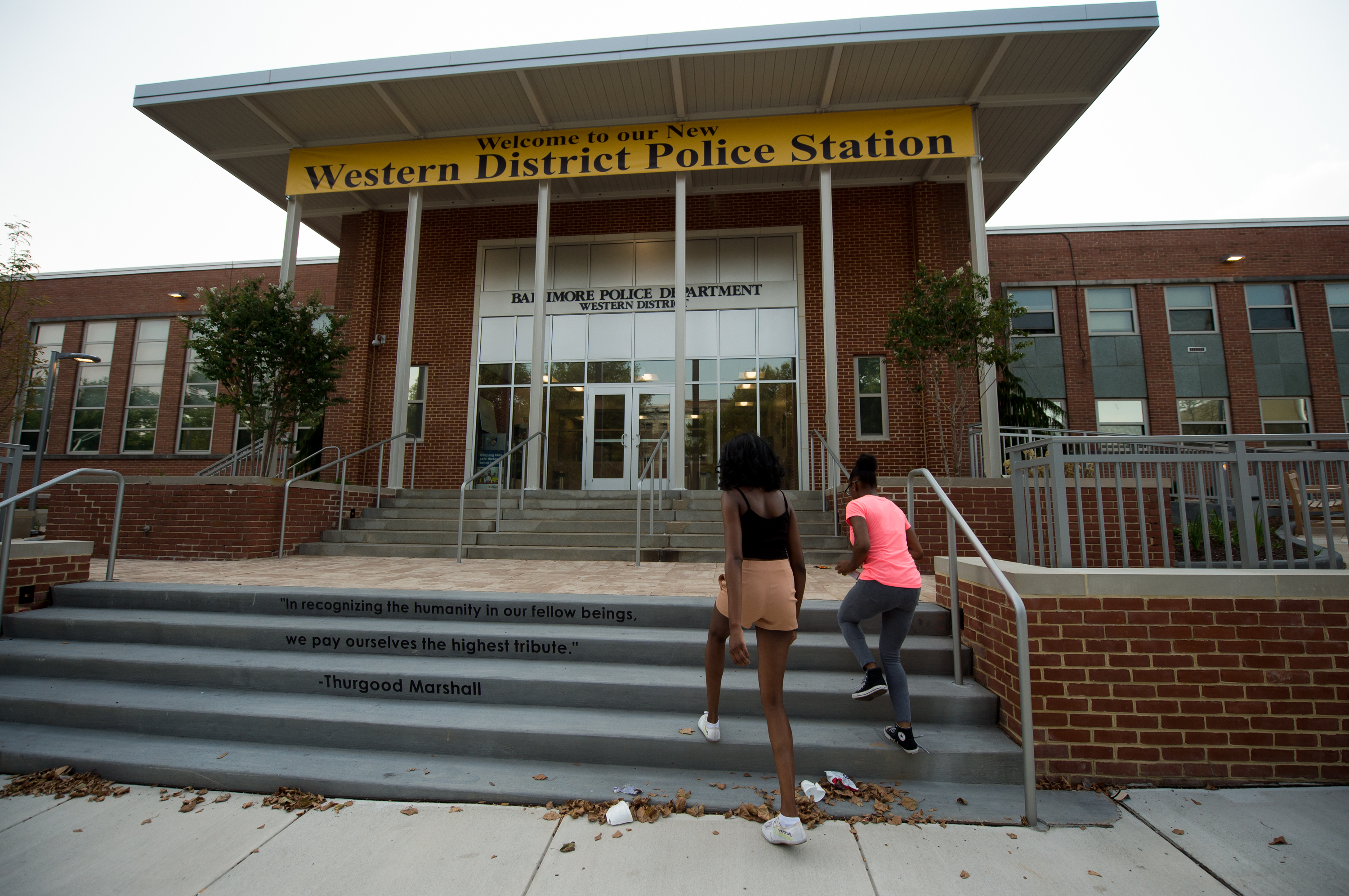 Baltimore Residents Blame Record-High Murder Rate On Lower Police Presence