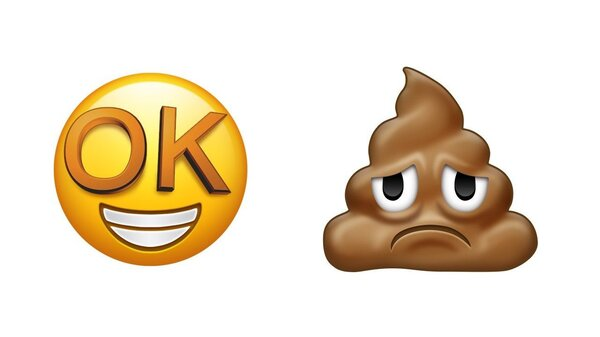 The three emojis that didn
