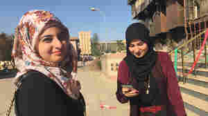 Life After ISIS: One Sister Wants To Rebuild. The Other Can't Wait To Leave