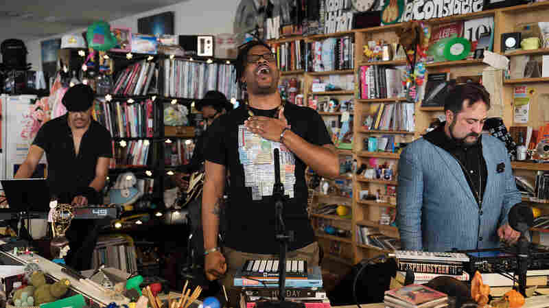 Open Mike Eagle: Tiny Desk Concert