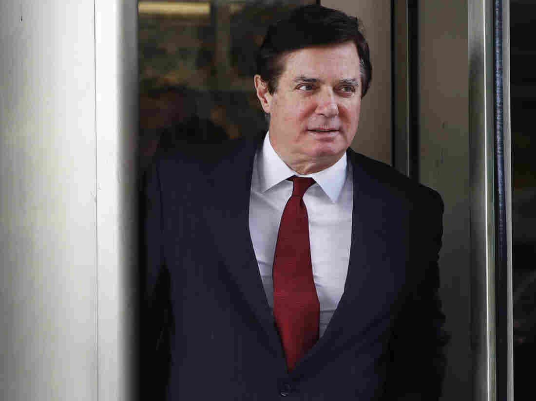 Manafort sues Mueller, Justice Department over Russian Federation probe