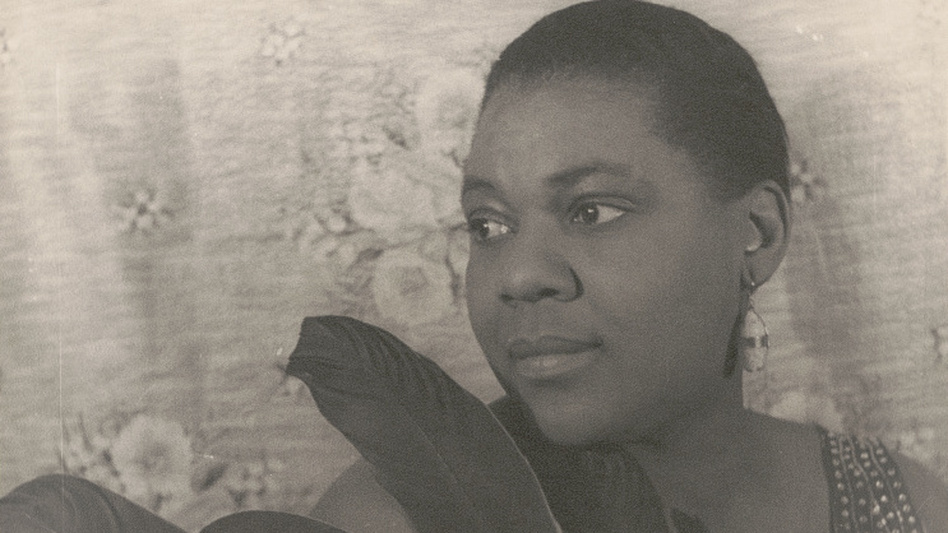 """In her music, Bessie Smith — known as the """"Empress Of The Blues"""" — communicated the kind of outward urgency and inner stillness that often signals<em> </em>the telling of an absolute truth. (Carl Van Vechten Photograph Collection/Library of Congress)"""