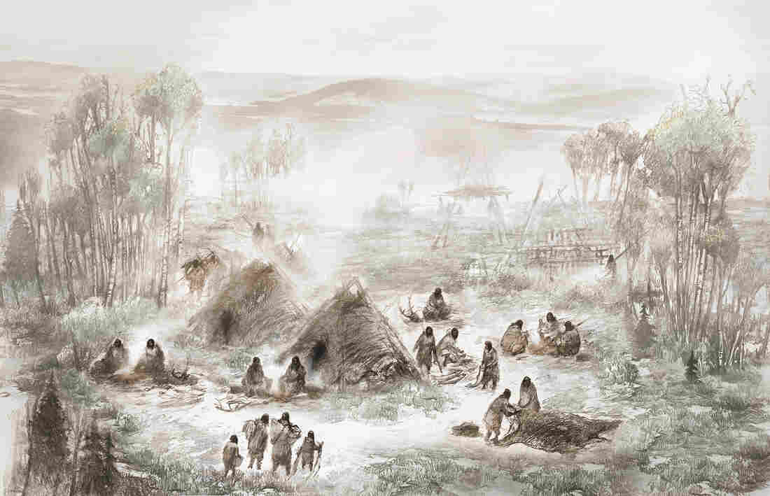 DNA From Ancient Remains In Alaska Reveals Asian Journey : Shots ...