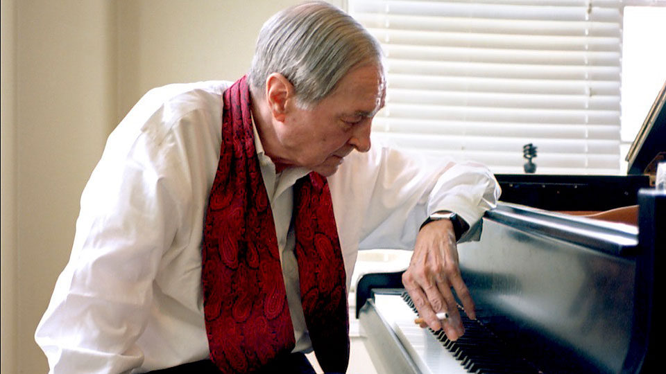 Photographer William Eggleston released his first album, Musik, this past October.