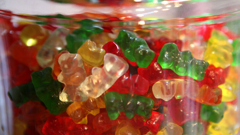 Miraculous Are Gummy Bear Flavors Just Fooling Our Brains The Salt Npr Uwap Interior Chair Design Uwaporg