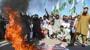 U.S. Suspends Most Security Assistance To Pakistan