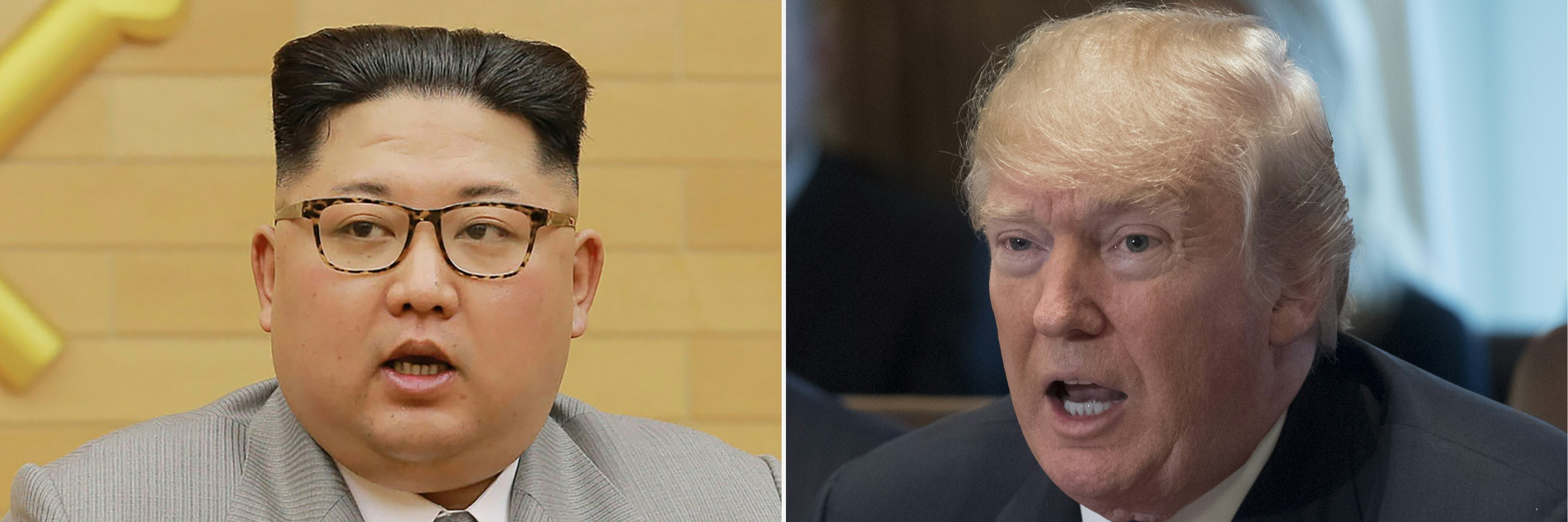 """In another tweet, President Trump again referred to North Korean leader Kim Jong Un as """"Rocket man"""" and implied that U.S.-led sanctions against Pyongyang had caused the regime to open dialogue with Seoul."""