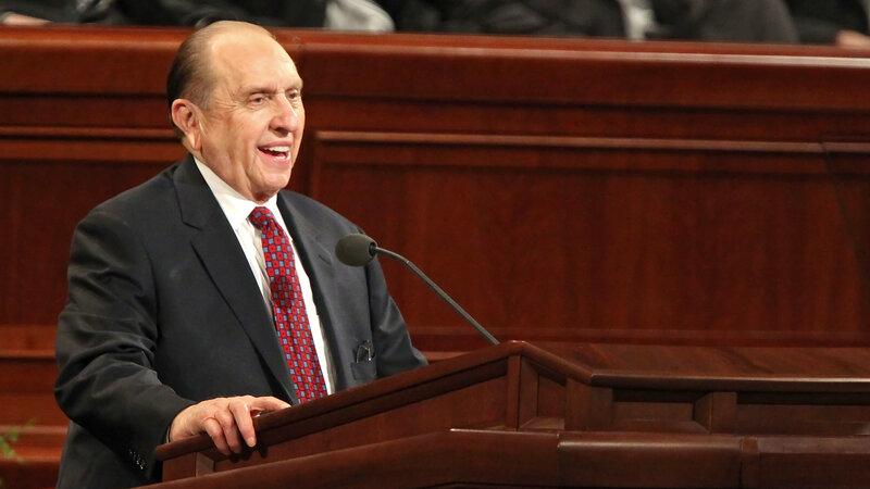 Image result for thomas monson