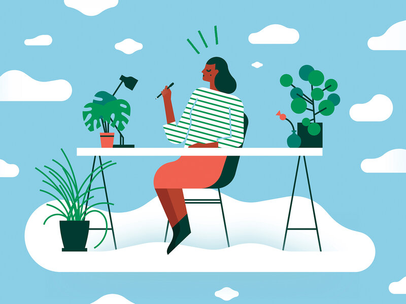 How Mindfulness And Storytelling Help >> Guide To Meditation Has Tips For Skeptics Shots Health News Npr