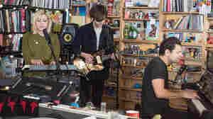 Lo Moon: Tiny Desk Concert