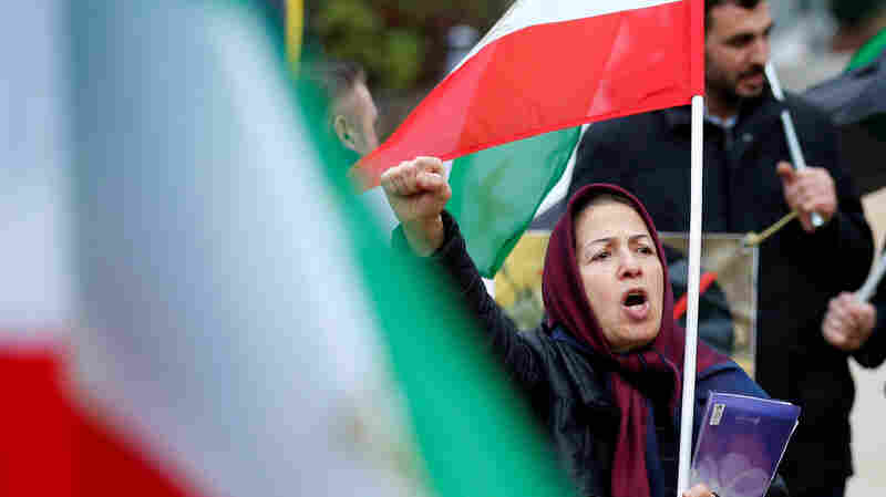 Here's What Makes Iran's Anti-Regime Protests Different This Time