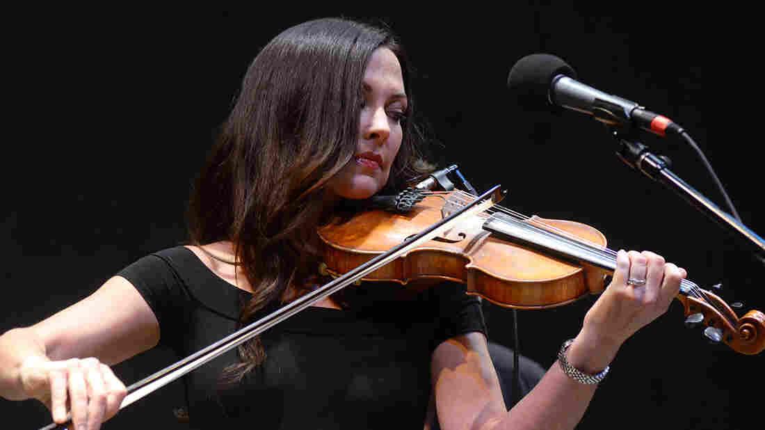Amanda Shires on Mountain Stage