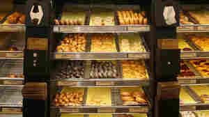 Time To Make The Doughnuts Free Of Artificial Dyes, Dunkin' Decides