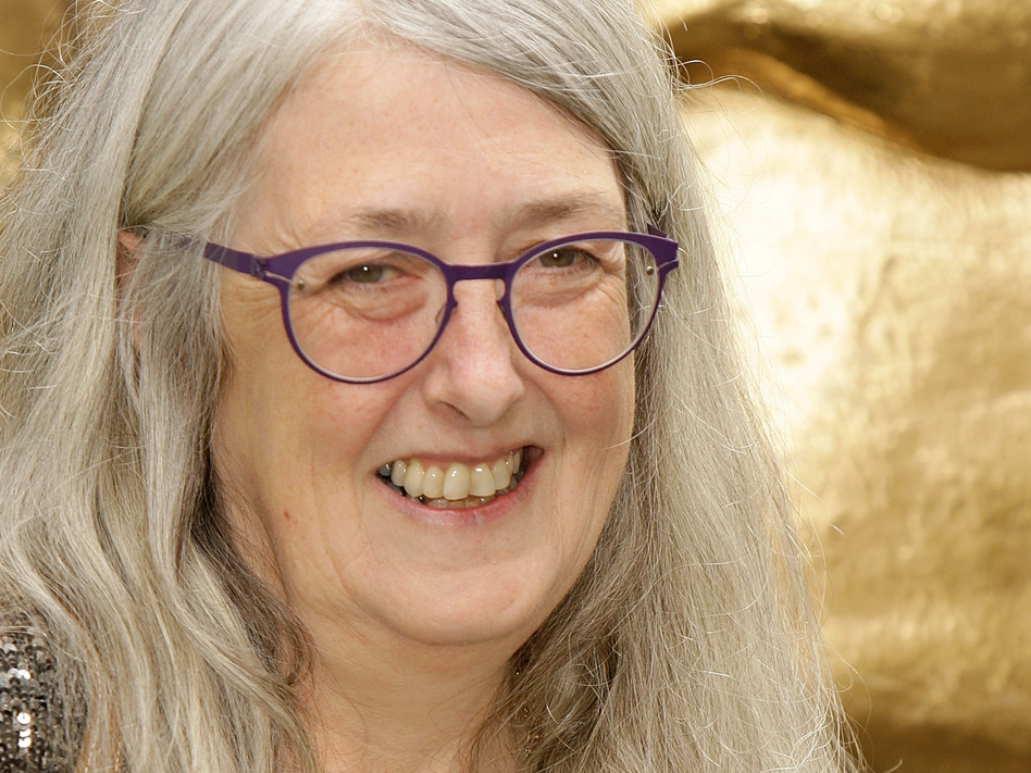 In <em>Women & Power</em>, Mary Beard connects modern misogyny (and her own experiences of it) to ancient precedents. (Jo Hale/Getty Images)