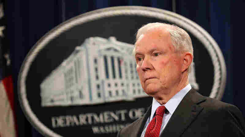 Jeff Sessions Forced Out As Attorney General After Constant Criticism From Trump