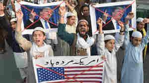 Pakistan Defends Anti-Terrorism Record After U.S. Cuts Aid
