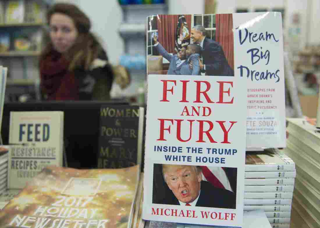 How Trump failed to keep the Wolff from the door