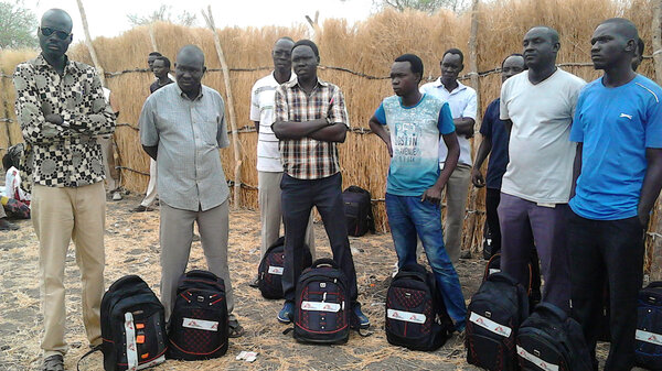 Doctorss Without Borders try new strategy in Runaway bags